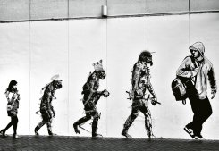 Street Art Evolution