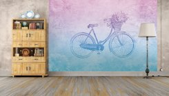 Groovy Vintage Bicycle