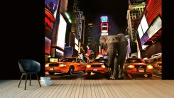 Elephant In New York