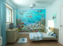 Walltastic - I havet