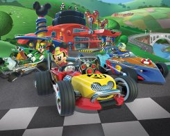MIcket and the roadster racers som barntapet