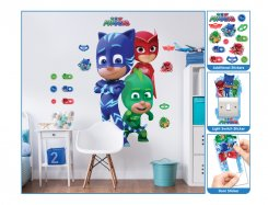 PJ Masks stickers från Walltastic