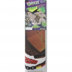 MIke TMNT wall decals väggdekor