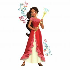 Elana from Avalor Disney wall decals