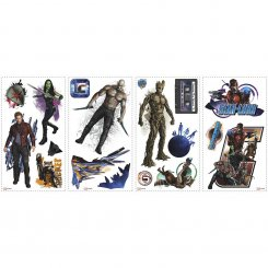 Guardians of the galaxy väggstickers