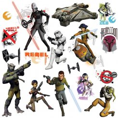 Star Wars Rebels väggdekor