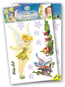 Disneys Fairies i JÄTTEFORMAT