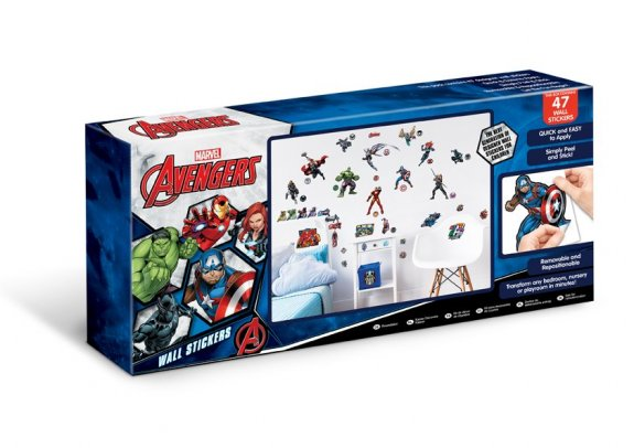 Walltastic wall stickers Avengers