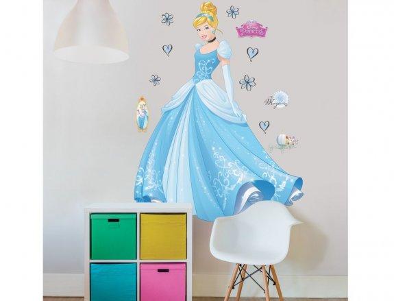 disney prinsessor megastort set med statyetter finns på