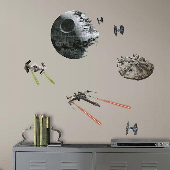 Star Wars Classic Space Ships