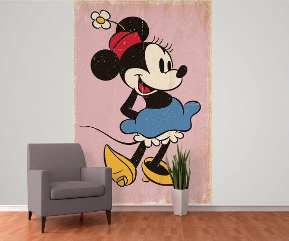 Disney Mimmi retro