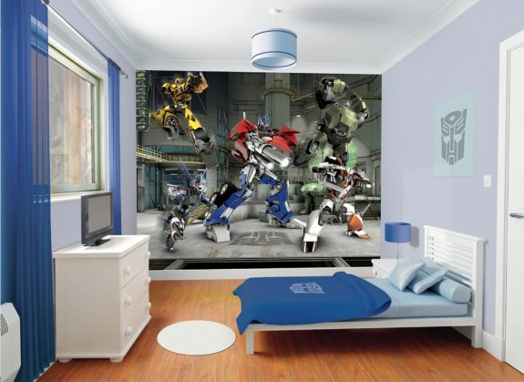 Walltastic - Transformers