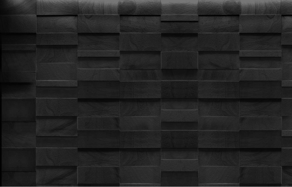 Svart sten fototapeter tapeter - Steinwand paneel ...