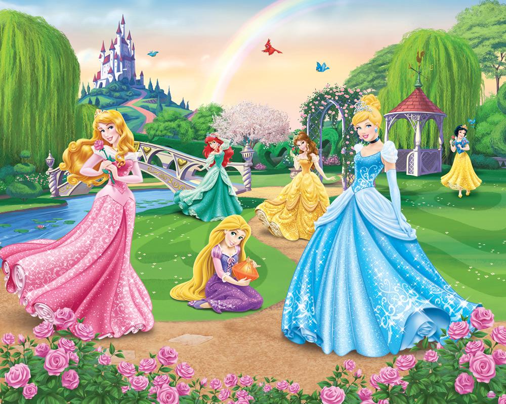 Prinsessor Disney