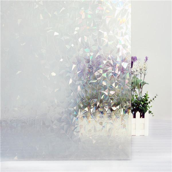 Populära Fönsterfilm 3D (statisk)- Mosaik - Unikdekor.se VS-09